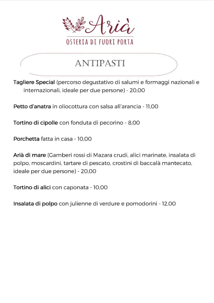 menu 051119 antipasti