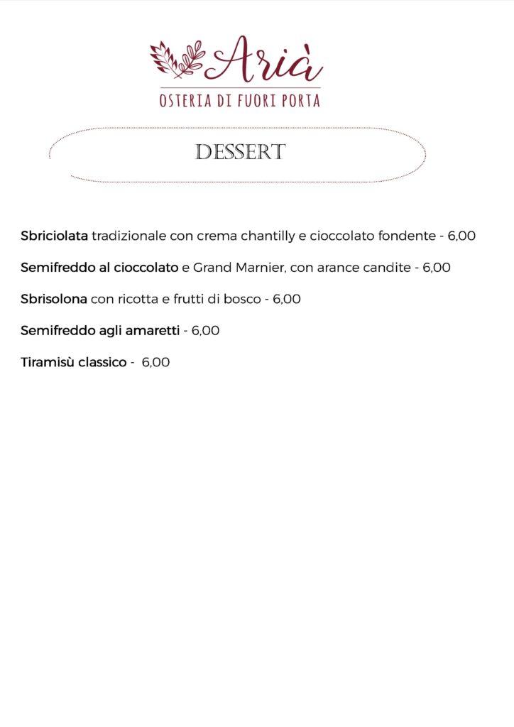 menu 131020 dessert