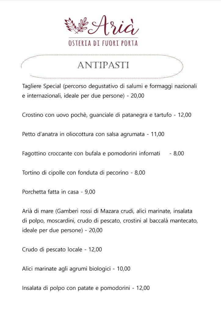 menu 171018 antipasti